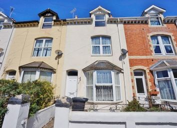 Thumbnail 4 bed terraced house for sale in Tower Road, Paignton
