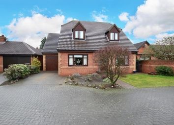 Thumbnail 3 bedroom detached house for sale in The Gardens, Bessacarr, Doncaster