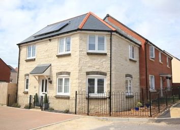 Curtis Way, Weymouth DT4. 3 bed property