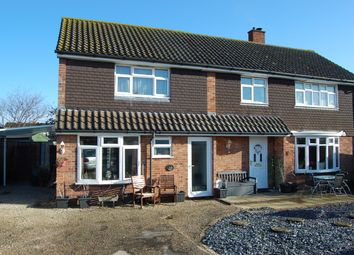 Thumbnail 4 bed detached house for sale in Moors Way, Woodbridge, Suffolk