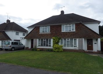Thumbnail 3 bed property to rent in Sevenoaks Road, Earley, Reading