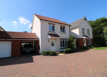 Thumbnail 4 bed link-detached house for sale in Drovers Way, Newent