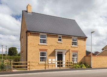 "Thumbnail 3 bedroom detached house for sale in ""Hadley"" at Trowbridge Road, Westbury"