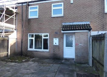 Thumbnail 2 bed terraced house for sale in Larch Gardens, Bulwell, Nottingham, Nottinghamshire