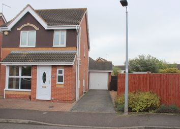 Thumbnail 3 bed terraced house to rent in Framlingham Road, Park Farm, Peterborough