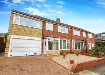 Thumbnail 4 bed semi-detached house for sale in Regents Drive, Tynemouth, North Shields