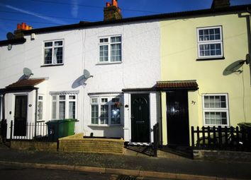 Thumbnail 2 bed terraced house for sale in Cambridge Road, Ashford