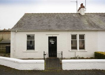 Thumbnail 2 bedroom terraced bungalow for sale in Palmerston Avenue, Dumfries