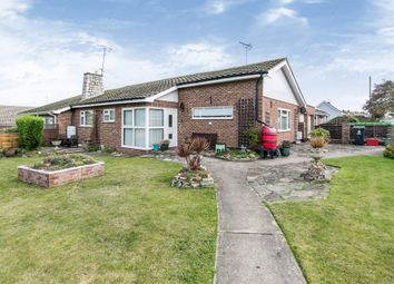 Thumbnail 2 bed semi-detached bungalow for sale in London Road, Clacton-On-Sea