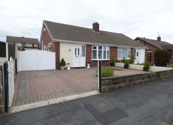 Thumbnail 2 bed semi-detached bungalow for sale in Sidmouth Close, Penketh, Warrington