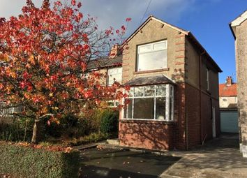 Thumbnail 3 bed semi-detached house for sale in Rutland Avenue, Lancaster, Lancashire