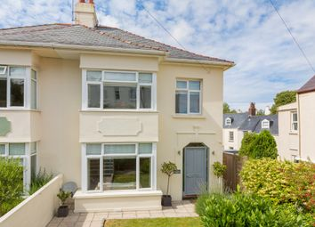 Thumbnail 3 bed semi-detached house for sale in Mount Hermon, St. Peter Port, Guernsey