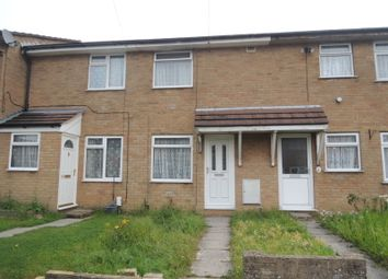 Thumbnail 2 bed terraced house to rent in Slepe Crescent, Parkstone