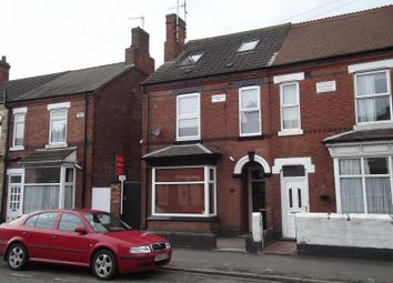 Thumbnail 1 bed flat to rent in Shobnall Street, Burton-On-Trent