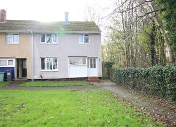 Thumbnail Terraced house for sale in Cardigan Close, Croesyceiliog, Cwmbran