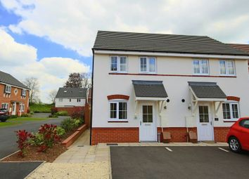 Thumbnail 2 bed semi-detached house for sale in Hollingworth Close, Yarnfield, Stone