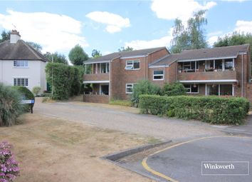 Thumbnail 2 bed flat for sale in Coningsby Court, The Dell, Radlett, Hertfordshire