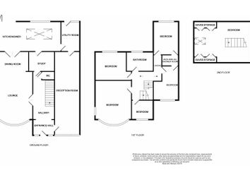 Thumbnail 5 bedroom detached house for sale in Thurnview Road, Evington
