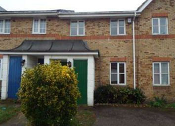 Thumbnail 2 bed terraced house to rent in Holyhead Close, London