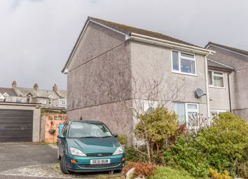 Thumbnail 2 bed end terrace house for sale in Cul Rian Road, Nanpean, St. Austell