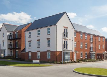 Thumbnail 2 bed flat for sale in Plot 450, Ifould Crescent, Wokingham, Berkshire