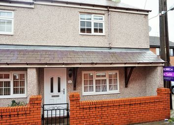 Thumbnail 2 bedroom terraced house for sale in North Road, Wrexham