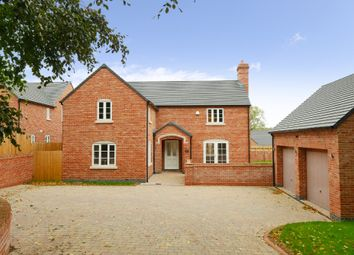 Thumbnail 5 bed detached house for sale in Arbor House, William Ball Drive, Horsehay, Telford