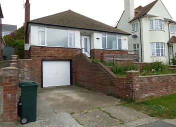 Thumbnail 3 bed bungalow to rent in Chichester Drive West, Saltdean