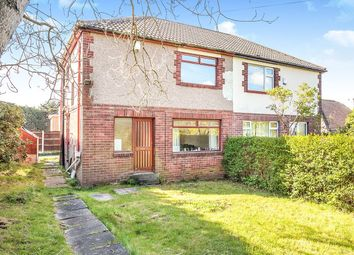 Thumbnail 3 bed semi-detached house for sale in Cliffe Lane, Gomersal, Cleckheaton, West Yorkshire