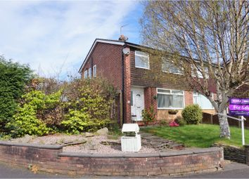 Thumbnail 3 bed semi-detached house for sale in Watkin Road, Chorley