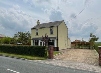 Thumbnail 4 bed detached house for sale in Gill Lane, Longton, Preston