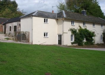 Thumbnail 3 bed cottage to rent in Aylesmore Court, St Briavels, Lydney