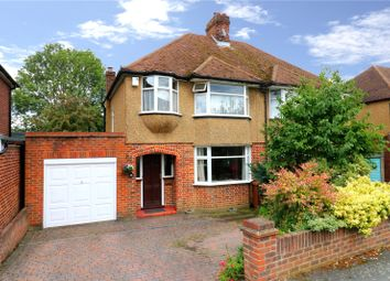 Thumbnail 3 bed semi-detached house for sale in Kenilworth Drive, Croxley Green, Rickmansworth