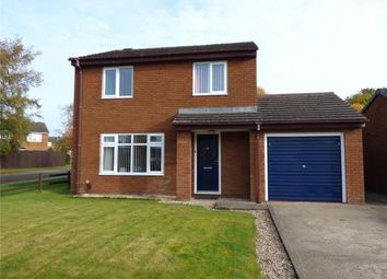 Thumbnail 3 bed detached house for sale in Lansdowne Crescent, Carlisle, Cumbria