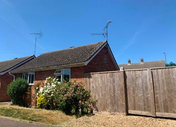 Thumbnail 1 bed bungalow for sale in Sefton Avenue, Wisbech