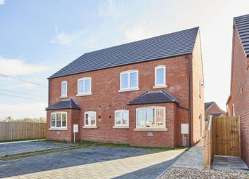 3 bed semi-detached house for sale in Plot 6, Alexander Mews NG24