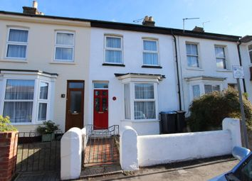 Thumbnail 2 bed terraced house for sale in St Patricks Road, Deal