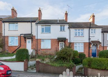 Thumbnail 4 bed terraced house for sale in Coombe Road, Brighton, East Sussex.