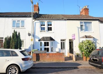 Thumbnail 2 bed terraced house for sale in Mount Pleasant Road, Aldershot