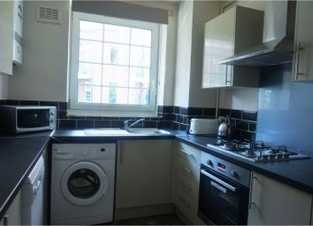 Thumbnail 3 bed flat to rent in Purbrook Estate, London