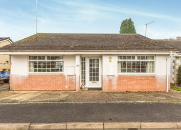 Thumbnail Detached bungalow for sale in Pineholt Close, St. Ives, Ringwood
