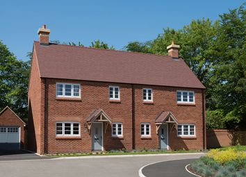 """Thumbnail 3 bed semi-detached house for sale in """"Holly"""" at Burcote Road, Towcester"""