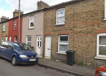 Thumbnail 3 bedroom terraced house for sale in Sun Road, Swanscombe, Kent