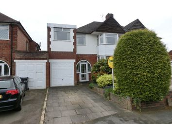 Thumbnail 3 bed semi-detached house for sale in Brampton Avenue, Hall Green, Birmingham