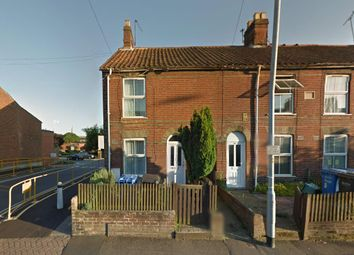 Thumbnail 2 bed end terrace house to rent in Magpie Road, Norwich