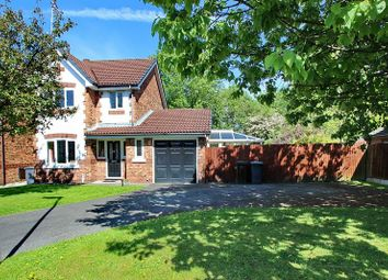 Thumbnail 3 bed detached house for sale in Plantation Grove, Unsworth, Bury