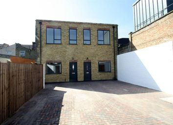Thumbnail 2 bed terraced house to rent in Caulfield Road, London