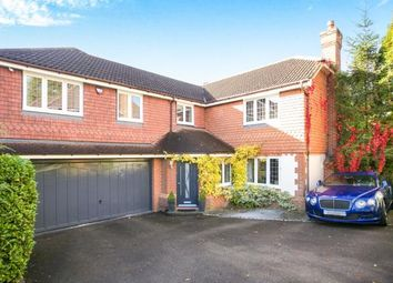 Thumbnail 5 bed detached house for sale in Croft Close, Congleton, Cheshire