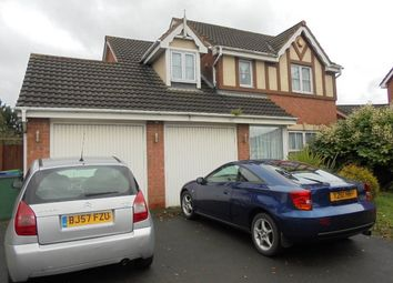 Thumbnail 4 bed detached house for sale in Brades Road, Birmingham