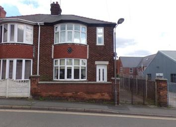 Thumbnail 3 bed semi-detached house for sale in Byron Street, Shirebrook, Mansfield, Derbyshire